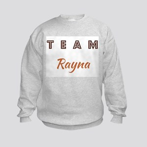 TEAM RAYNA Kids Sweatshirt